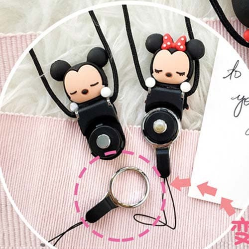 Foto Produk tali gantungan handphone bandul boneka kartun lucu import hp shp023 dari Oila