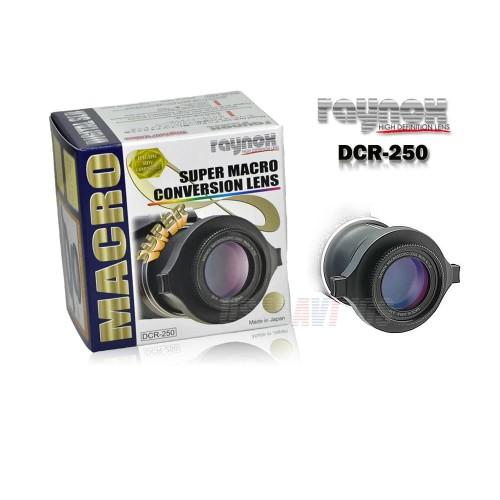 Foto Produk Raynox DCR-250 Macro Converter Lens - Suitable Canon - Nikon - Fuji dari Rajawalidigital