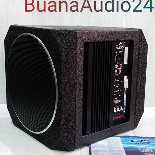 Foto Produk LM KBOX-800 Dual Subwoofer dari Buana Audio