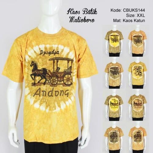 Foto Produk kaos batik murah malioboro size jumbo dari Diyas Onlineshop