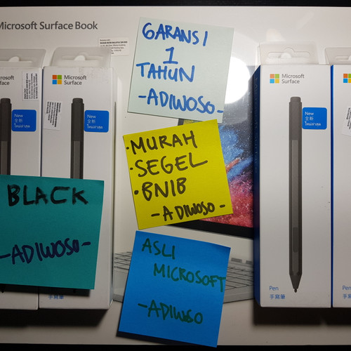Foto Produk Microsoft Surface Pen 2017 (NEW) dari Adiwoso