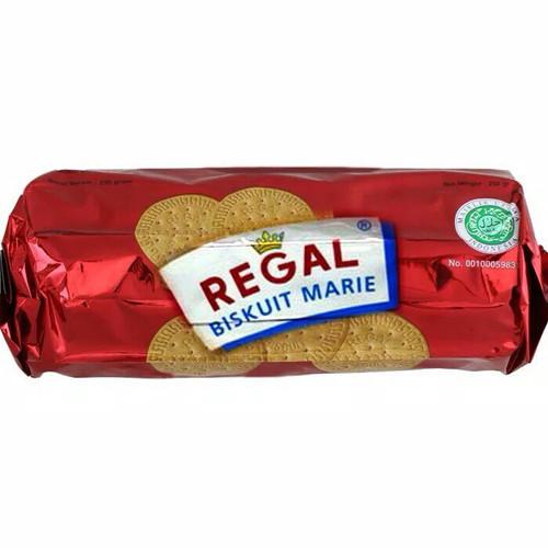 Foto Produk Biskuit Marie Regal 250 Gram dari Blue Shop2