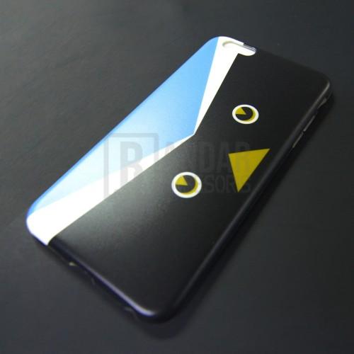 Foto Produk CASING IPHONE 6+ MOTIF BIRU 2 dari BANDAR AKSESORIS