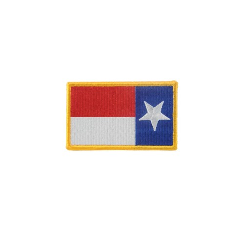 Foto Produk MOLAY TEXAS FLAG Patch - FULL COLOR dari Molay