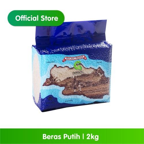 Foto Produk GASOL Organik Beras Putih 2Kg / 2 Kg / Makanan Bayi dari Gasol Organik Indonesia