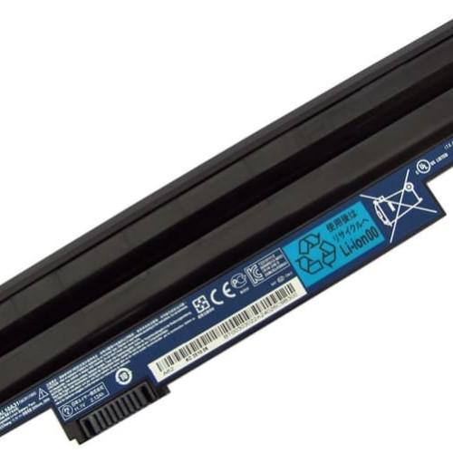 Foto Produk Batrai ORI Acer Aspire One D257 D270 522 722 AO722 ORIGINAL Laptop dari LightTechComp