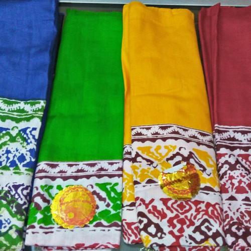 Foto Produk Selendang tari batik - Merah dari FAUZAN GHIFFARY SHOP