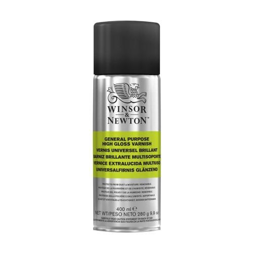 Foto Produk Winsor & Newton General Purpose High Gloss Varnish 400ml Spray Can dari Dreamshop