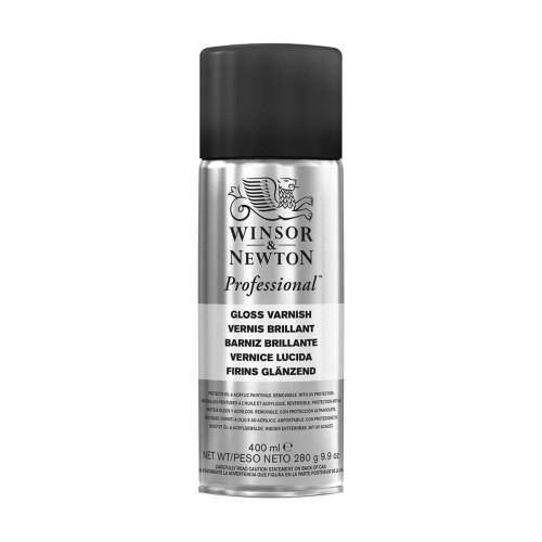 Foto Produk Winsor & Newton Professional Gloss Varnish 400ml Spray Can dari Dreamshop