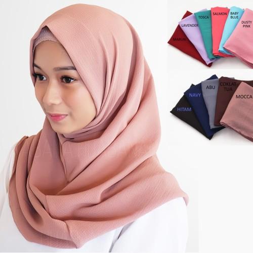 Foto Produk Hijab Instan Salwa Jilbab Instan Murah Kerudung Instan Pastan - Babyblue dari konveksihijab