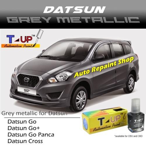 Foto Produk DATSUN GREY METALLIC - CAT OLES - T-UP - TOUCH UP - AUTOMOTIVE PAINT dari Auto Repaint Shop