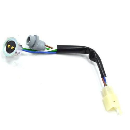 Foto Produk Socket Comp Headlight Kabel Socket Lampu Supra X 125 dari Honda Cengkareng