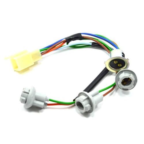 Foto Produk Socket Comp Headlight Kabel Socket Lampu Kharisma 33130KPH881 dari Honda Cengkareng