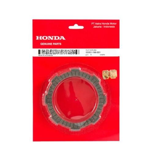 Foto Produk Disc Cluth Kampas Kopling Supra X 100 22201166001 dari Honda Cengkareng