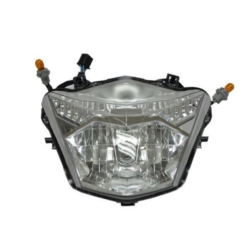 Foto Produk Headlight Unit Lampu Depan New BeAT eSP 33110K81N01 dari Honda Cengkareng