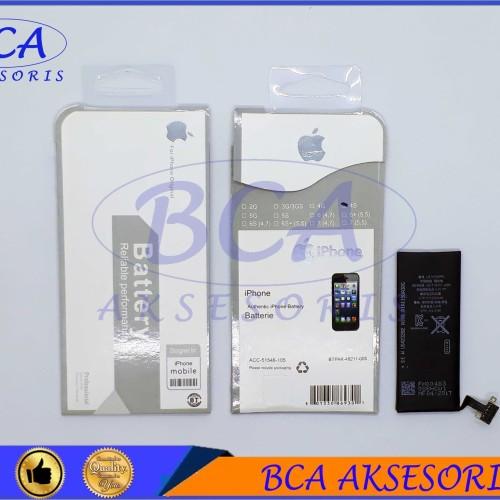 Foto Produk BATTERY BATRE BATERAI IPHONE 4/ 4S ORIGINAL 100% dari BCA AKSESORIS