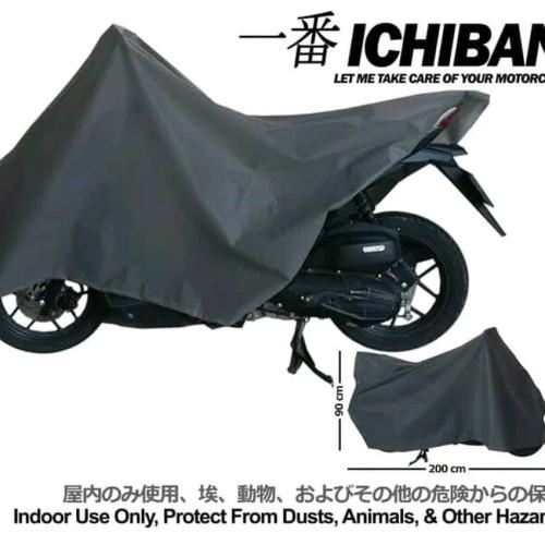 Foto Produk Cover Motor ICHIBAN Sarung Motor Indoor Bebek Matic Murah Meriah dari herman-shop
