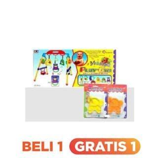 Foto Produk Promo Tokopedia - BUY 1 GET 1 | Buy Baby musical play gym Dapat Mai dari botol bayi store