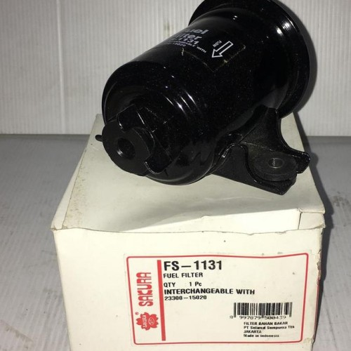 Foto Produk Filter bensin toyota Corolla Great FS-1131 Sakura -14069 dari Jasutra motor