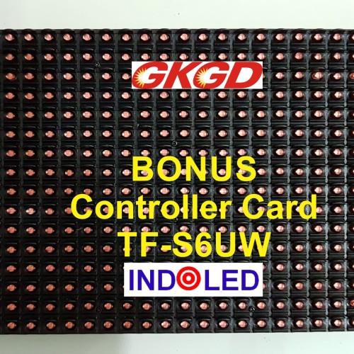 Foto Produk P10 Merah GKGD Tahan Air - Hi Quality (FULL OUTDOOR) dari Pusat Grosir LED