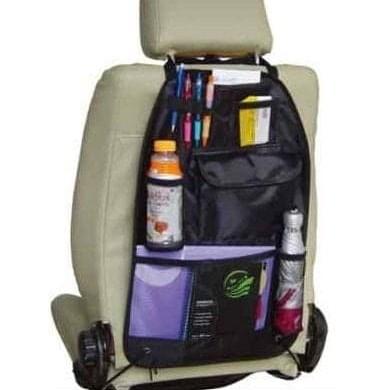 Foto Produk Back Seat Organizer / Car Seat Organizer / Rak Mobil Multifungsi dari Prima Supplier