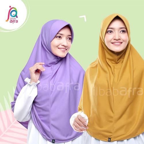Foto Produk Size XL | JilbabAfra Beria | Instant | Bergo | Pet | Kaos dari D.Naera