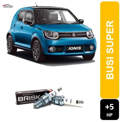 Foto Produk Busi Mobil Suzuki Ignis BRISK Super QR15LC-1 dari AUTO INDO OFFICIAL STORE