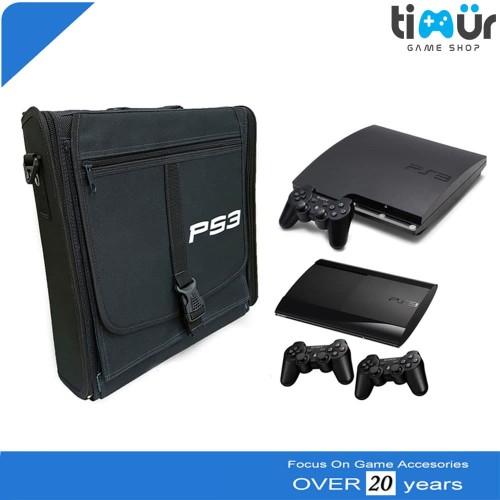 Foto Produk Tas Travel Bag PS3 Playstation 3 Slim dari Timur Game Shop