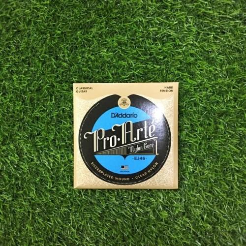 Foto Produk Senar Gitar Nylon Daddario EJ 46 Hard Tension Clear Nylon dari CBM Music & Sound Store
