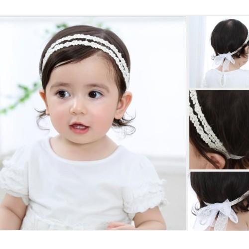 Foto Produk Headband Anak - Bando Bayi - Headband Bayi - Bando Anak dari M&K ( Mom & Kids)