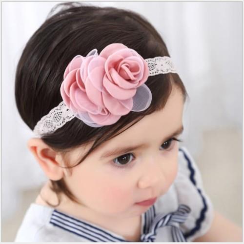 Foto Produk Headband Bayi - Bando Bayi - Headband Anak - Bando Anak dari M&K ( Mom & Kids)