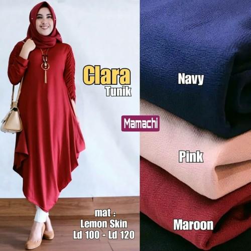 Foto Produk Vorie Tunik,baju kerja jumbo,atasan wanita muslim,baju murah,bumil dari endang pitrijani
