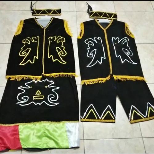 Foto Produk Baju adat kalimantan // baju dayak anak SMP dari Mila's Store