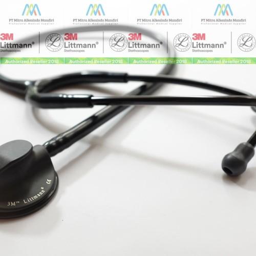 Foto Produk Stetoskop Littmann / littman Master Classic Black Edition dari Mitra Alkesindo