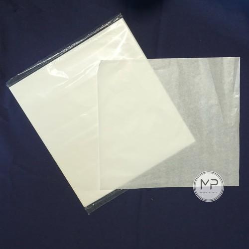 Foto Produk JUAL kertas nasi KFC / kertas nasi anti minyak 30x30cm - (100lbr) dari Mandiri Plastik