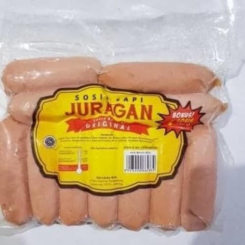 Foto Produk Sosis Bakar Juragan Mini 500 grm pj 9 cm -Sosis Bakar Mini per 10 Pcs dari Rumah kebab
