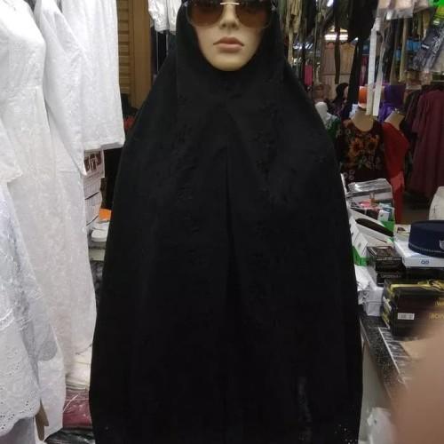 Foto Produk Bergo jepang muslimah renda super dari Rizka Rizki Collection