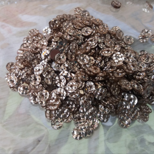Foto Produk Manik / Payet Lokal Bulat Coklat (800.020026) (DAS) dari Dunia Jasmine