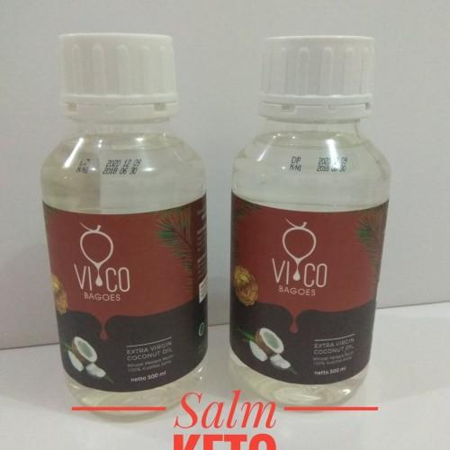 Foto Produk Vico Bagoes 500ml dari AL KHOBIR