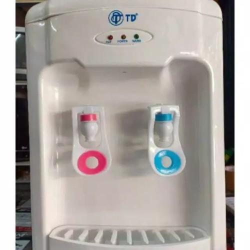 Foto Produk Dispenser air minum 2 kran murah n berkualitas tinggo dari surya jaya electro