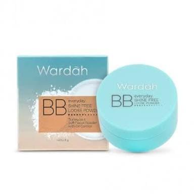 Foto Produk Wardah Everyday Shine Free BB Loose Powder 8 gr - Reguler dari Wardah Official