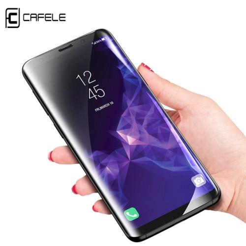 Foto Produk CAFELE HYDROGEL Samsung Note 9 anti gores screen guard full cover 3D dari Casing handphone murah