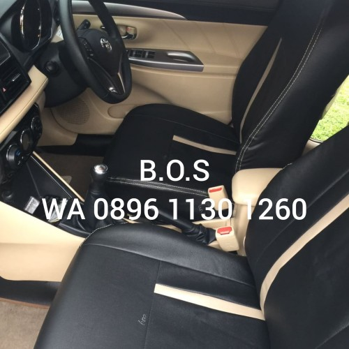 Foto Produk Aksesoris Mobil Sarung Jok Mobil Daihatsu Luxio Oscar Kombinasi dari Belanja Online Sahabatku