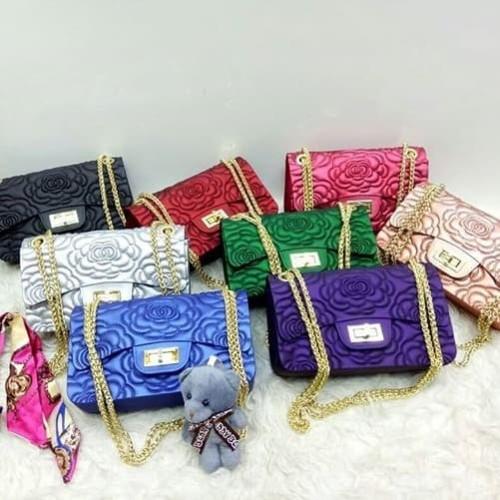 Foto Produk Flower jelly bag impor dari Toko Gadjet