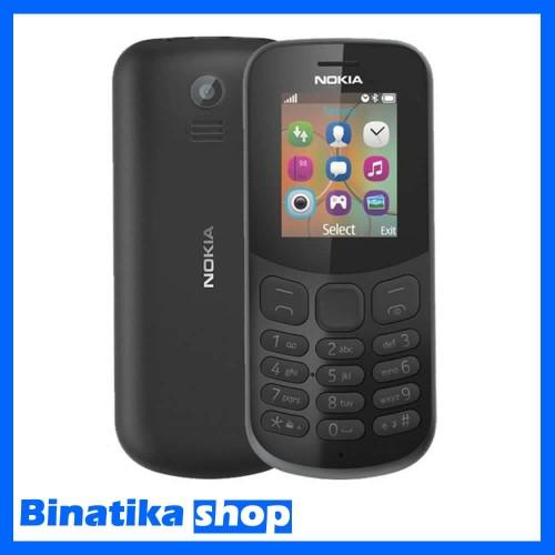 Foto Produk Nokia 130 2017 Dual SIM Garansi Resmi TAM 1 Tahun dari Binatika Shop