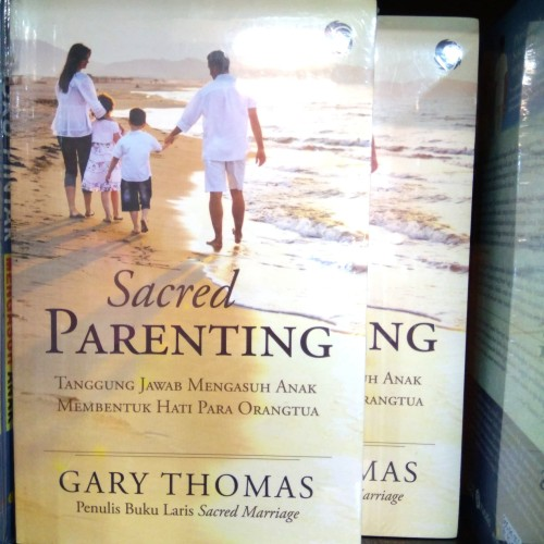Foto Produk Buku Rohani Sacred Parenting - Gary Thomas dari 12 Batu