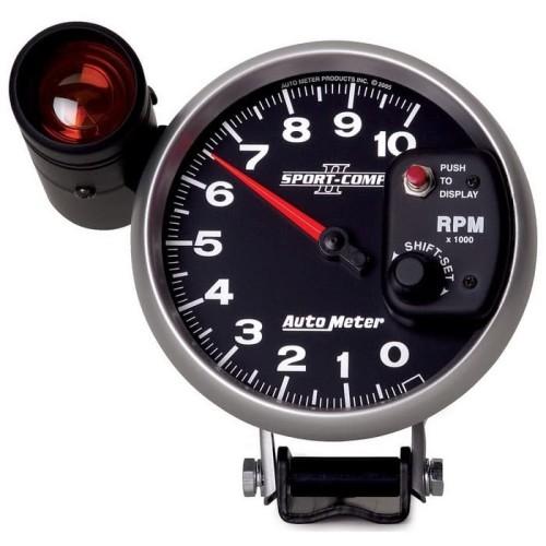 Foto Produk Tachometer Autometer Sportcom 7 WARNA dari Wijaya co