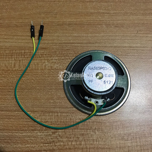 Foto Produk Speaker Mini Midi Melody Buzzer Pasif for Arduino dari Kelas Robot