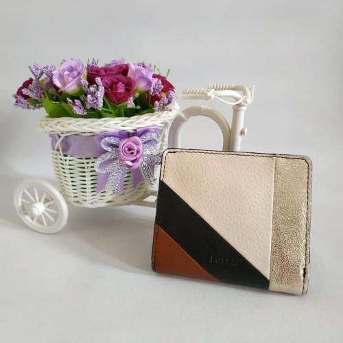 Foto Produk Emma Mini Wallet Neutral Stripe dari Hokky Dokky