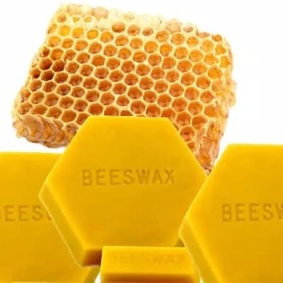 Foto Produk BeesWax Murni / Bees Wax Kuning (1Kg) dari Gudang Kimia Jogja